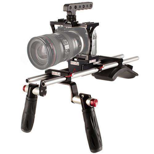 SHAPE DSLR Video Supports & Rigs SHAPE Shoulder Mount Kit for Sony A7s