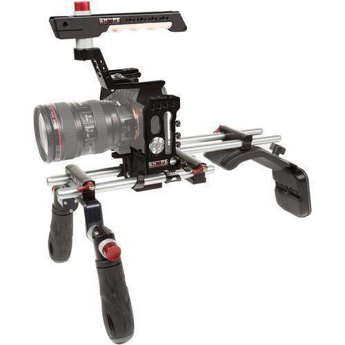 SHAPE DSLR Video Supports & Rigs SHAPE Sony A7R3 Offset Shoulder Mount