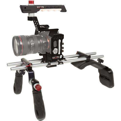 SHAPE DSLR Video Supports & Rigs SHAPE Sony A7R3 Shoulder Mount