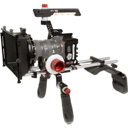 SHAPE DSLR Video Supports & Rigs SHAPE Sony A7R3 Shoulder Mount Matte Box Follow Focus