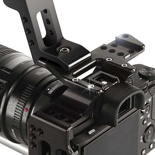 SHAPE Handles & Grips SHAPE Top Handle for Sony a7S II, a7R II, and a7 II Cages