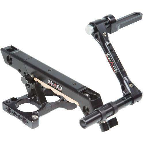 SHAPE Handles & Grips SHAPE Top Plate Extendable Handle & EVF Mount for Select RED Cameras