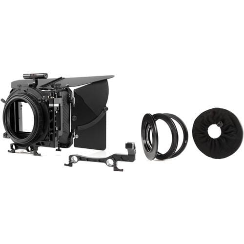SHAPE Matte Boxes & Sunshades SHAPE 4 x 5.6 Carbon Fiber Swing-Away Matte Box Set with 15mm LWS & 19mm Studio Rod Adapters