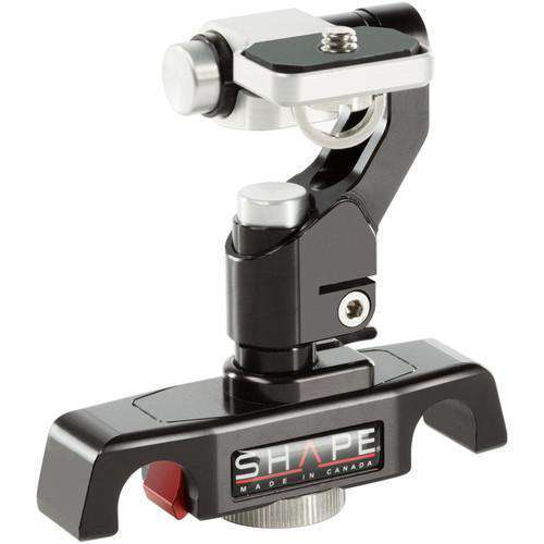 SHAPE Rod Brackets & Clamps SHAPE Dual-Axis Push Button Magic Arm with 15mm Rod Bloc