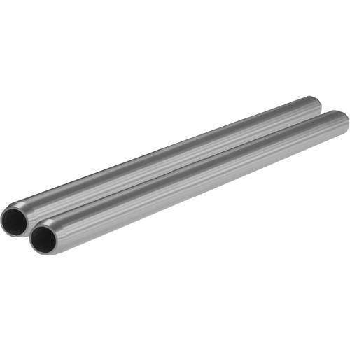 "SHAPE Rods SHAPE 15mm Aluminum Rods (Pair, 12"")"