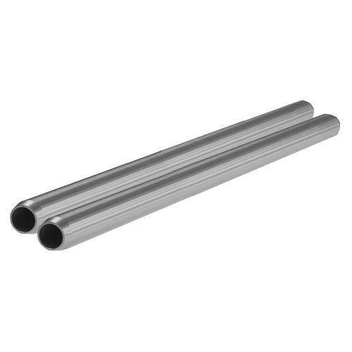"SHAPE Rods SHAPE 15mm Rods (Pair, Silver, 14"")"