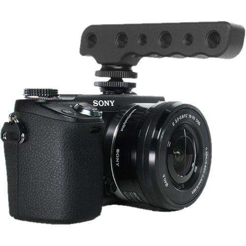 SHAPE SHAPE SHAPE Black Liquorice Candy DSLR Handle