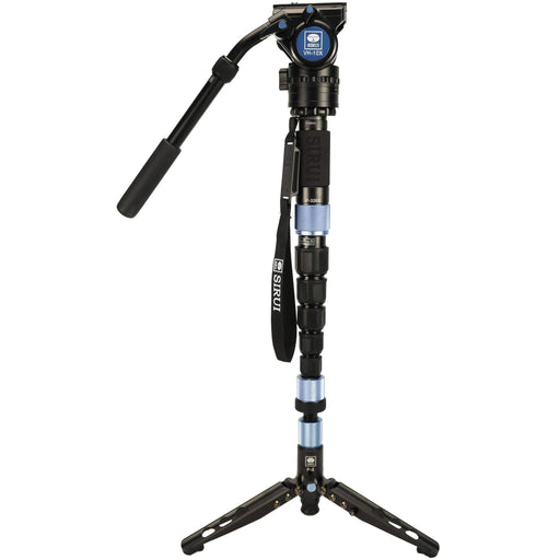 Sirui Monopods Sirui P-326SR Photo/Video Monopod with VH-10X Head