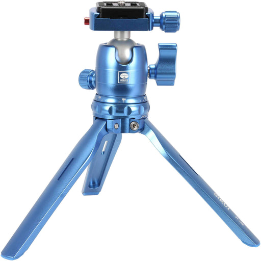 Sirui Sirui 3T-15B Sirui 3T-15 Tabletop Tripod with B-00 Ball Head (Blue)