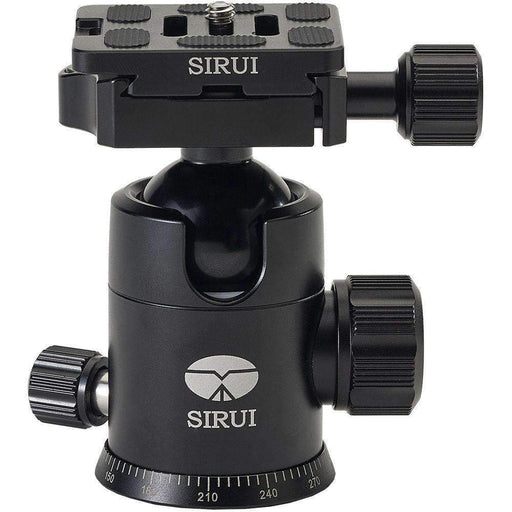Sirui Tripod Heads Sirui E-20 Ball Head with TY-50E Plate