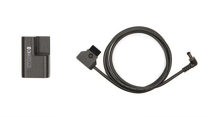 SmallHD Batteries & Power Cables SmallHD LP-E6 to D-Tap Adapter
