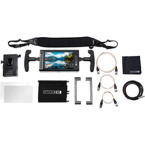 SmallHD Monitor SmallHD 703 UltraBright Directors Kit (V-Mount)