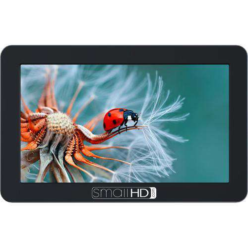 SmallHD Monitor SmallHD FOCUS 5-Inch Bundle