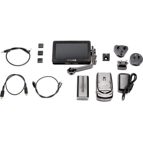 SmallHD Monitors SmallHD FOCUS Blackmagic Pocket Camera Bundle with International Charger Power Supply
