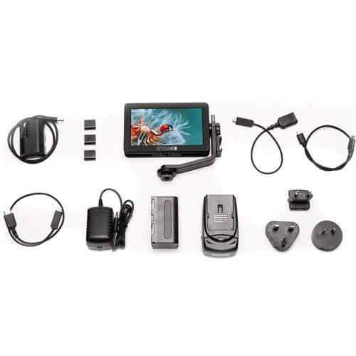 SmallHD Monitors SmallHD FOCUS Canon LP-E6 Bundle