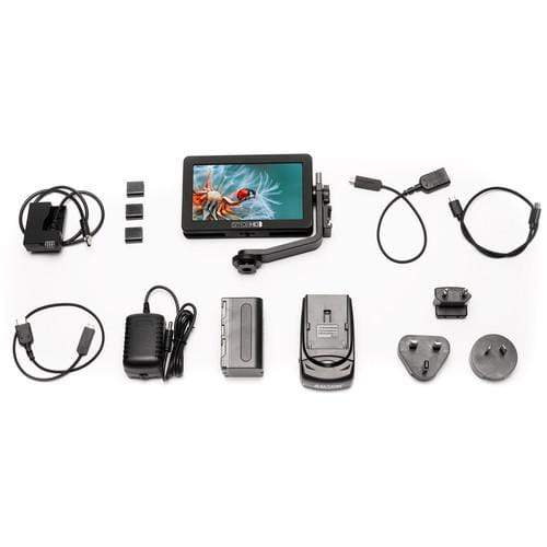 SmallHD Monitors SmallHD FOCUS Canon LP-E8 Bundle