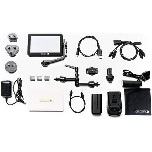 SmallHD Monitors SmallHD FOCUS HDMI Monitor International Cine Kit