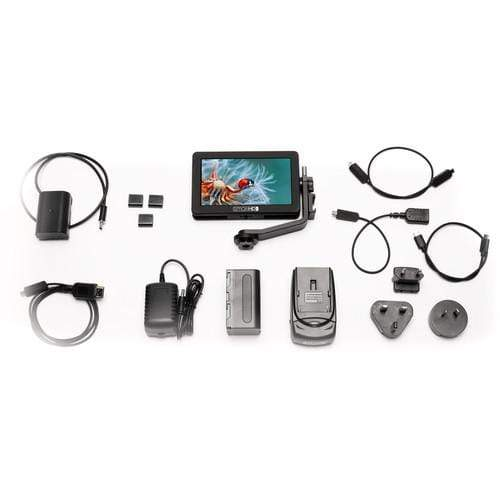 SmallHD Monitors SmallHD FOCUS SMPADCBTLF19 Bundle