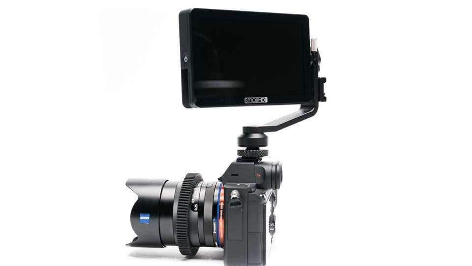 SmallHD Mounting Accessories SmallHD Pan Module for Tilt Arm