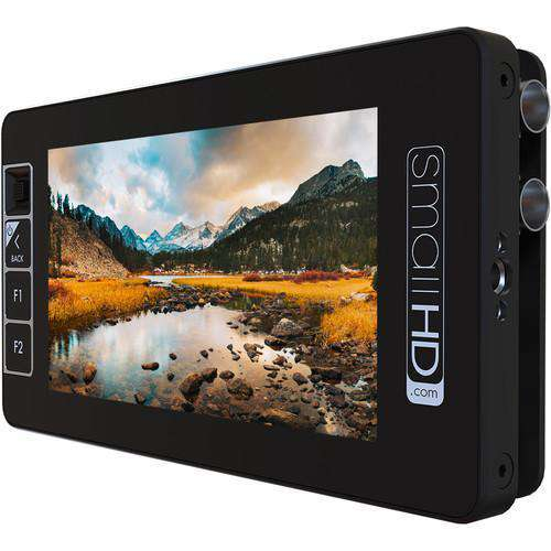 SmallHD On Camera Monitors SmallHD 503 UltraBright Director's Kit (Dual L-Series Battery Plate)