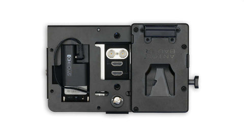 SmallHD 700 series V-Mount Battery Bracket Kit