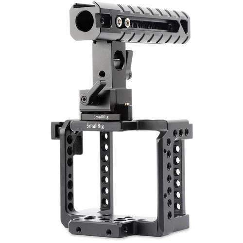 SmallRig Camcorder Supports & Rigs SmallRig BMMCC BMMSC Cage Accessory Kit for Blackmagic Micro Cinema Camera