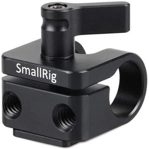 SmallRig SmallRig SmallRig 15mm Rod Clamp with Cold Shoe