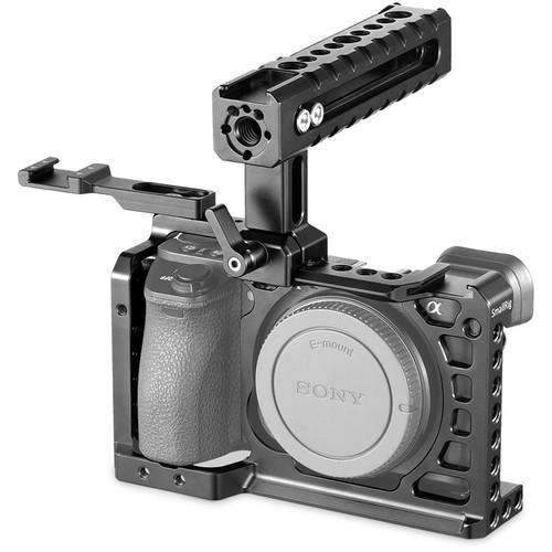 SmallRig SmallRig SmallRig 2081 Advanced Cage Kit for Sony a6500 with Top Handle