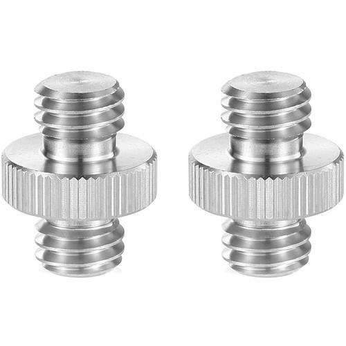 "SmallRig SmallRig SmallRig 3/8""-16 Male to 3/8""-16 Male Thread Adapters (2-Pack)"