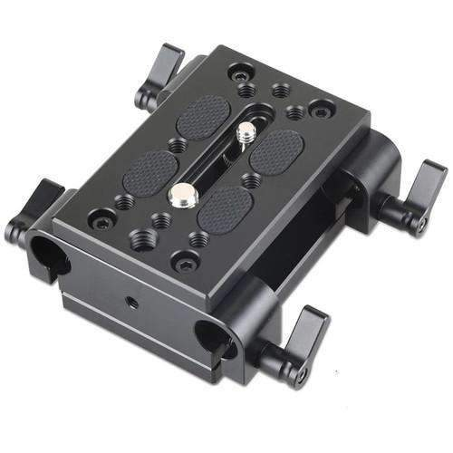 SmallRig SmallRig SmallRig Tripod Mounting Kit with 2 x Plates and 2 x 15mm Rod Clamps