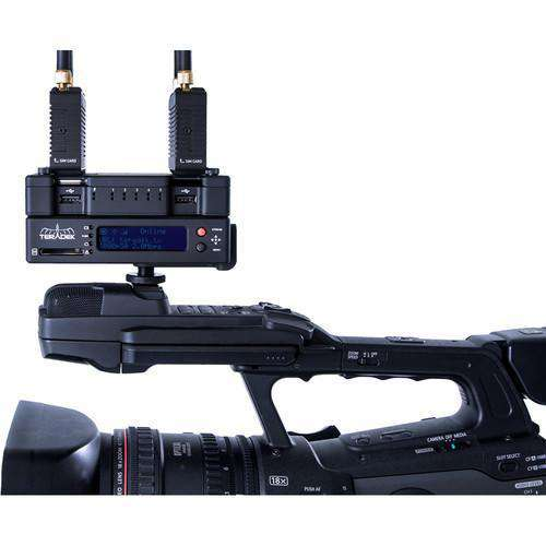 Teradek Encoder Teradek Bond 759 HEVC Backpack with V-Mount Battery Plate (EU)