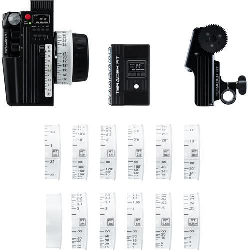 Teradek Wireless Lens Control Solutions Teradek CTRL.3 Wireless Lens Control 1-Motor Kit