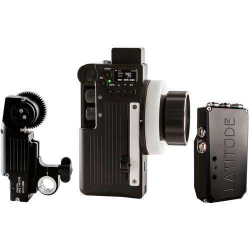 Teradek Wireless Lens Control Teradek RT MDR-MB Wireless Lens Control Kit with 4-Axis Transmitter