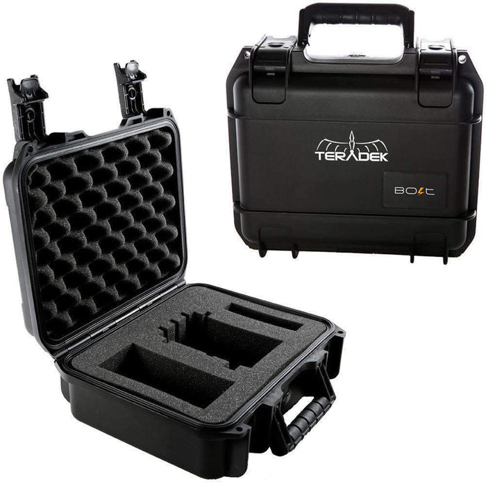 Teradek Wireless Transmission Accessories Teradek Protective Case for 2nd Generation Bolt Pro Transmitter & Two Receivers