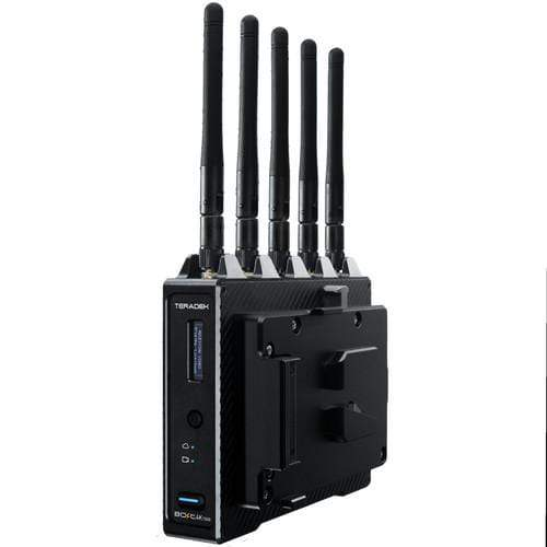Teradek Wireless Transmission Systems Teradek Bolt 4K 1500 12G-SDI/HDMI Wireless Receiver with V-Mount Battery Plate