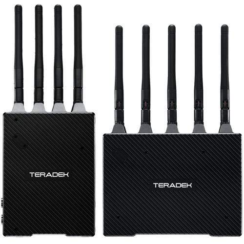 Teradek Wireless Transmission Systems Teradek Bolt 4K 1500 12G-SDI/HDMI Wireless Video Kit (1500' Range)