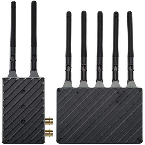 Teradek Wireless Transmission Systems Teradek Bolt 4K LT 750 3G-SDI/HDMI Wireless Transmitter and Receiver Kit