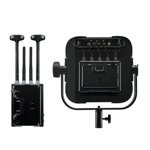 Teradek Wireless Transmission Systems Teradek Bolt 4K MAX 12G-SDI/HDMI Wireless Deluxe Kit
