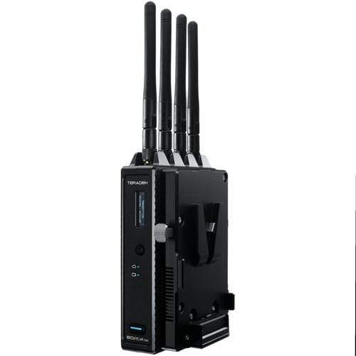 Teradek Wireless Transmission Teradek Bolt 4K 1500 12G-SDI / HDMI Wireless Video Transmitter/ V-Mount