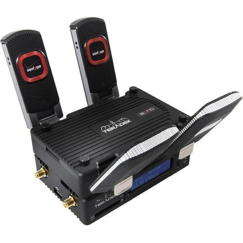 Teradek Wireless Transmission Teradek Bond 759 HEVC Backpack with AB-Mount Battery Plate (Asia/South America)