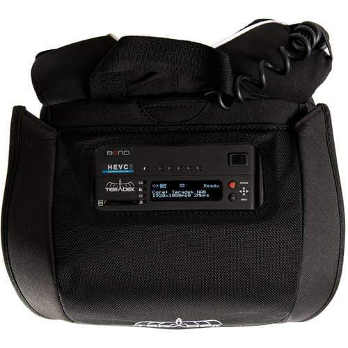 Teradek Wireless Transmission Teradek Bond 759 HEVC Backpack with V-Mount Battery Plate (No Nodes)
