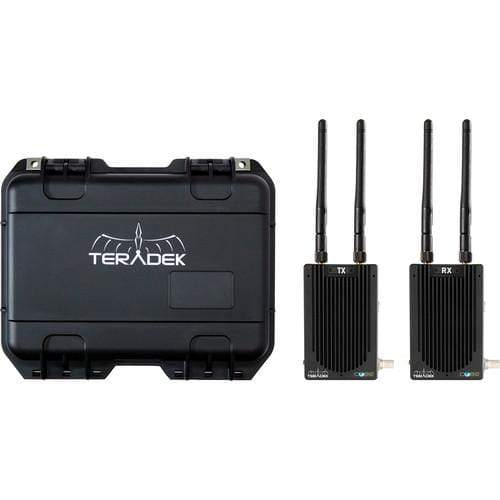 Teradek Cubelet 655 Encoder with 675 Decoder