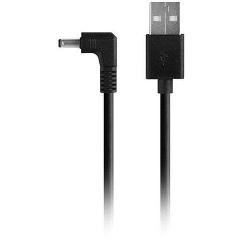Tether Tools TetherBoost USB to Right-Angle DC Power Cable (3.3')