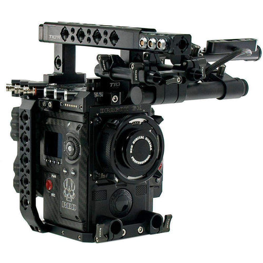 Tilta Camcorder Supports & Rigs Tilta RED DSMC2 Rig with SDI Top Plate (V-Mount)
