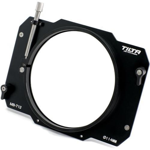 Tilta Matte Box Solutions Tilta 114mm Clamp-On Adapter for MB-T12 Matte Box