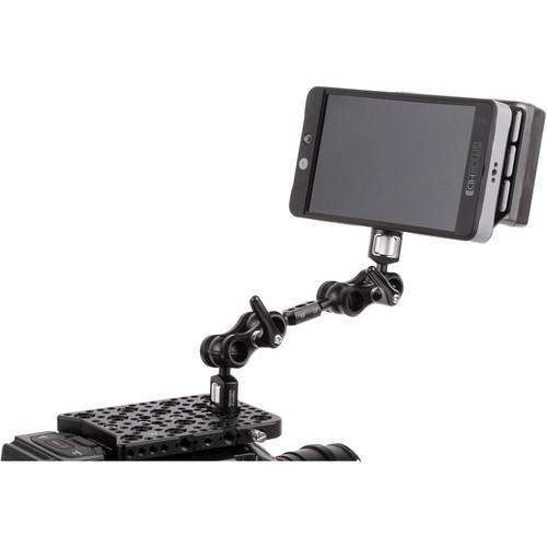 "Wooden Camera Articulating Arms Wooden Camera Ultra Arm Monitor Mount (1/4""-20 to 1/4""-20, 3"")"