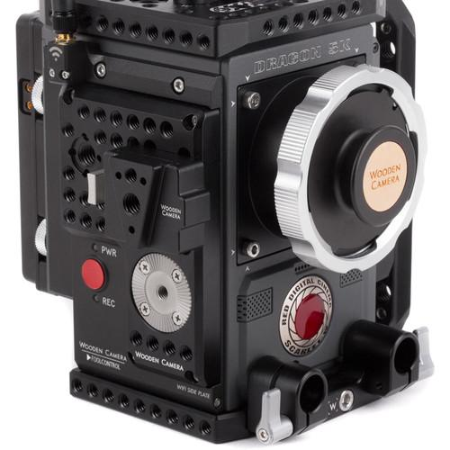Wooden Camera V-Lock Base Station and Wedge Kit