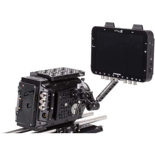 "Wooden Camera Monitor Mounts & Brackets Wooden Camera Ultra Arm with NATO Lock (5"")"