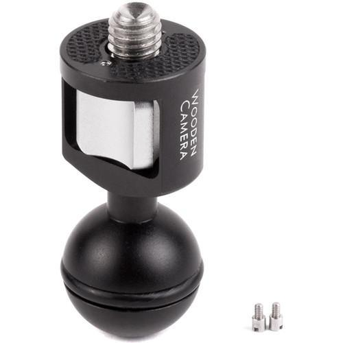 "Wooden Camera Supports & Rig Components Wooden Camera Ultra Arm Ball with 3/8""-16 Threaded Stud"