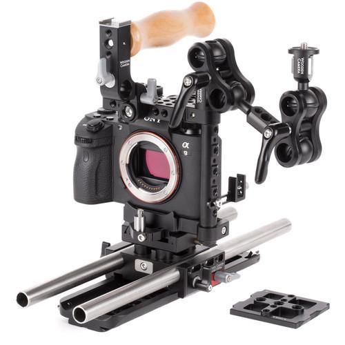 Wooden Camera Supports & Rigs Wooden Camera Sony a7/a9 Unified Accessory Kit (Advanced)